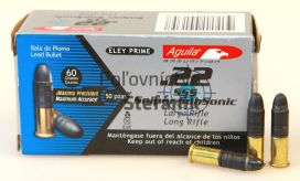 Aguila .22 LR Sniper SubSonic